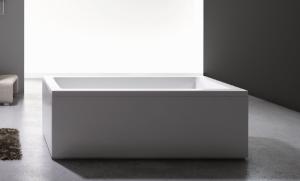 Poza Cada de baie Quadra Model: 1700mm x 700mm x 400mm. Poza 10848