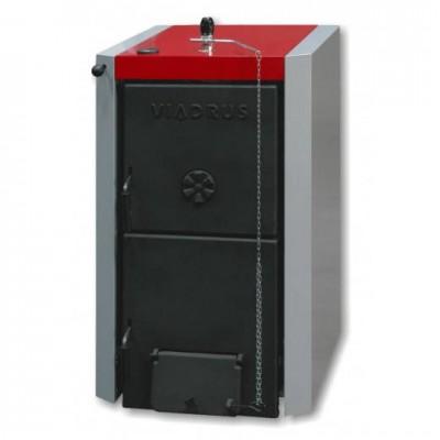 Poza CAZAN DIN FONTA VIADRUS U 22 - pe combustibil solid (lemn) - model nou 20kW. Poza 12913